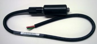 Depth / Water Temperature Sensor